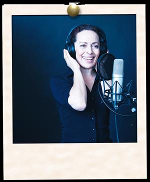 Speak stemme fra eget studie/Danish voice over from home studio